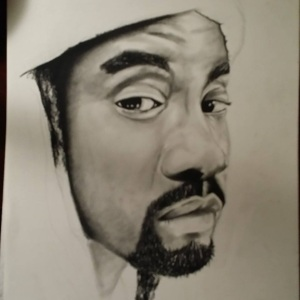 wale fan art by sage