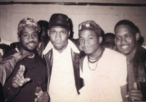 Mike G KRS One Q TIP Lovebug Starski