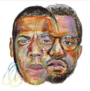 Olivia Odiwe Jay Z X Kanye West