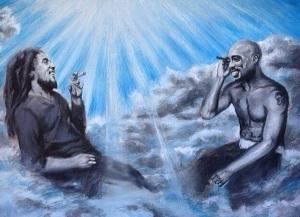Bob Marley & Tupac
