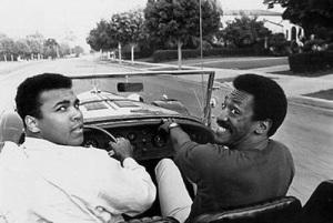 Muhammad Ali & Bill Cosby