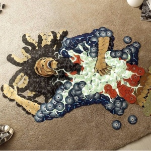 Bob Marley Disc Art